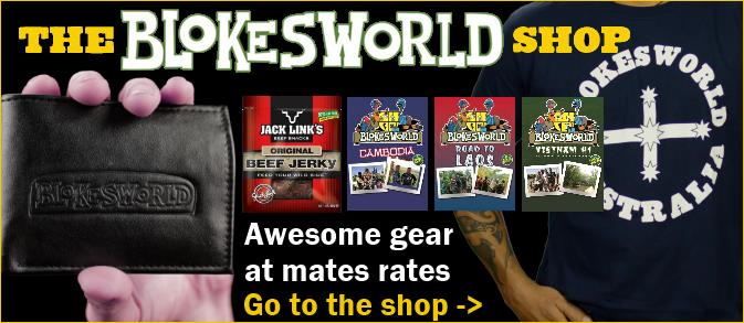 The Blokesworld Shop