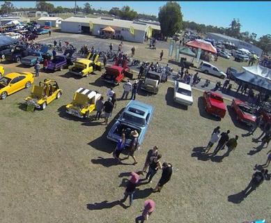 Emerald Outback Classic Car Show