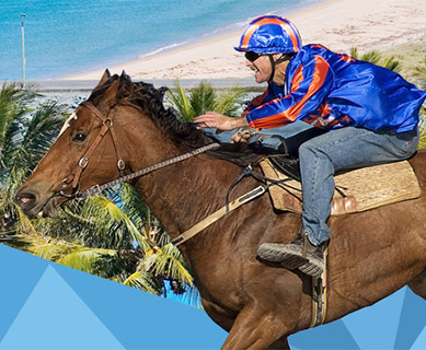 Mackay Airport Beach Races